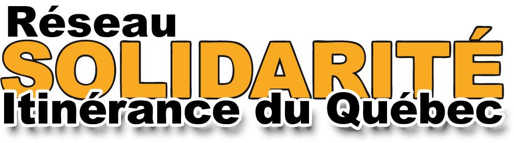Réseau SOLIDARITÉ itinérance du Québec